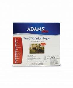 Adams Plus Flea And Tick Indoor Fogger, 3 Pack