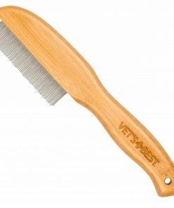 Vet's Best Bamboo Flea Comb For Cats