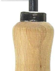 Coastal Pet Safari Flea Comb With Wood Handle