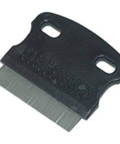 COMB FLEA SMALL W/BLACK HANDLE