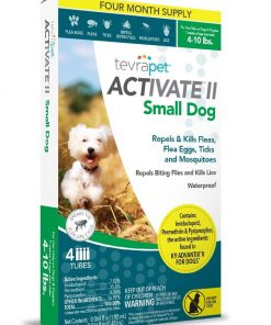 TevraPet Activate II Flea And Tick Topical