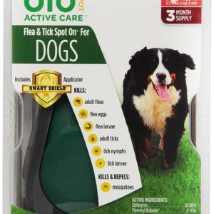 Bio Spot Active Care Flea And Tick Spot On