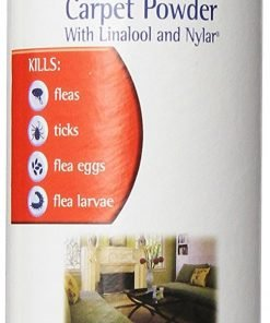 Adams Flea And Tick Carpet Powder