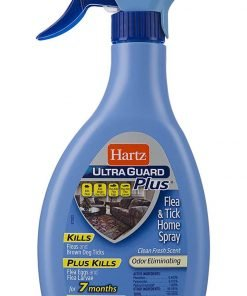 HARTZ UltraGuard Plus Flea And Tick Home Spray - 16 fl oz