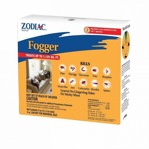 Zodiac FleaTrol Fogger, 3 pk.