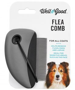 Well And Good Dog Flea Comb