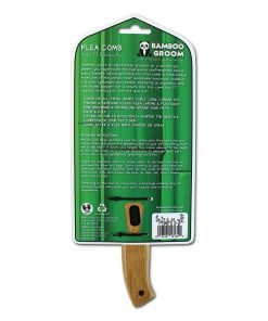 Bamboo Groom Comb For Pets