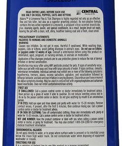 Adams d-Limonene Flea And Tick Shampoo For Cats And Dogs, 12 Oz (Discontinued by Manufacturer)