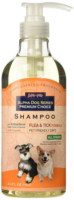 Alpha Dog Series Flea And Tick Formula Shampoo