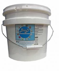 Bio-D Food Grade Diatomaceous Earth (10-Pound Pail)