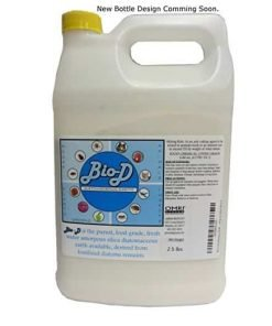Bio-D Food Grade Diatomaceous Earth (2.5-Pound Jug)