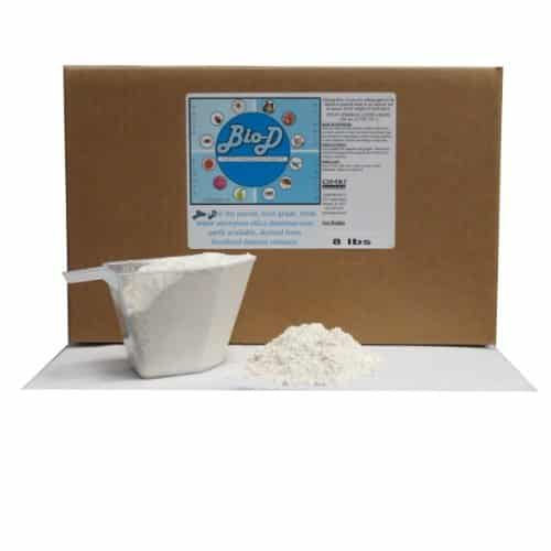 Bio-D Food Grade Diatomaceous Earth (8-Pound Box)