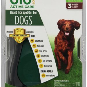 Bio Spot Active Care Flea & Tick Spot On
