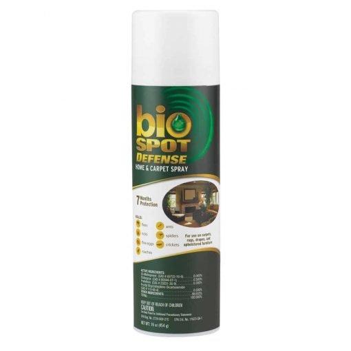 Bio Spot Inverted Carpet Spray, 16-ounce