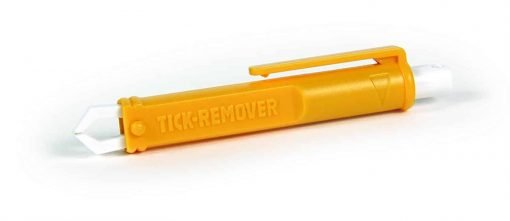 Camco Pocket Size Tick Remover Pen- Safely Removes Entire Tick Bug Without Direct Contact, Works On Ticks Of All Sizes (51316)