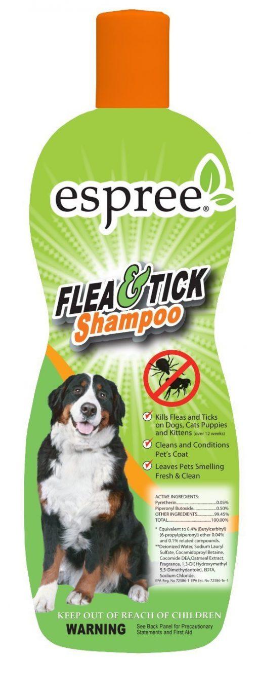 Espree Flea And Tick Shampoo For Pets