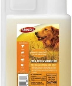 Flea, Tick And Mange Dip 1 pint