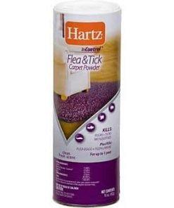 Hartz InControl Flea And Tick Carpet Powder