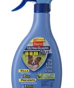 Hartz UltraGuard Plus Flea and Tick Spray for Dogs
