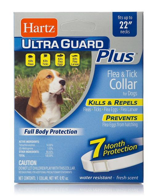 Hartz Ultraguard Plus Flea AndTick Dog Collar