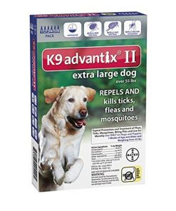 K9 Advantix II For Dogs Over 55 lbs - 6 Count