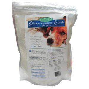 Lumino Organic Diatomaceous Earth For Pets 1.5 lb