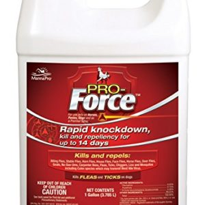 Manna Pro Pro-Force Fly Spray, 1 Gallon