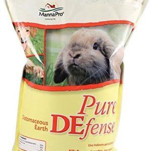 Manna Pro Pure DEfense Diatomaceous Earth, 4-Pounds