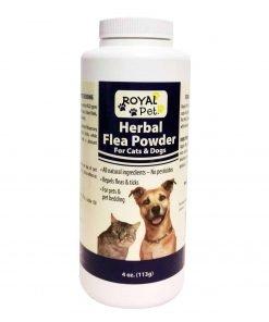 Miles Kimball Royal Pet Herbal Flea Powder