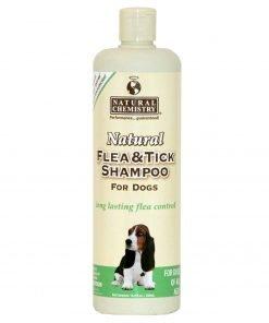 Natural Chemistry Flea And Tick Dog Shampoo