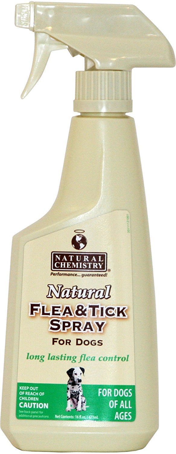 Natural Flea And Tick Spray For Dogs