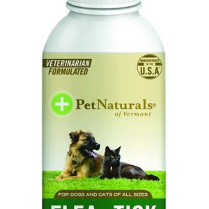 Pet Naturals Of Vermont - FLEA + TICK Repellent Spray, 8-Ounce