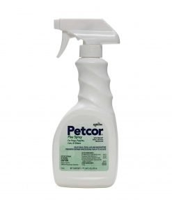 Petcor Flea Spray -16 Oz. ZOE1009