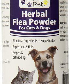 Pyara Paws Royal Pet Herbal Flea And Tick Powder