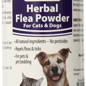 Pyara Paws Royal Pet Herbal Flea And Tick Powder