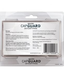 SENTRY Capguard (nitenpyram) Oral Flea Control Medication