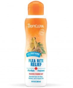 Tropiclean Natural Flea And Tick Bite Relief After Bath Treatment