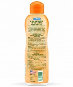 Tropiclean Natural Flea And Tick Soothing Shampoo