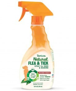 Tropiclean Natural Flea And Tick Spray