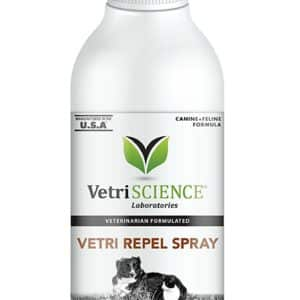 VetriScience Laboratories - Vetri Repel Flea And Tick Repellent Spray, 16 Ounce