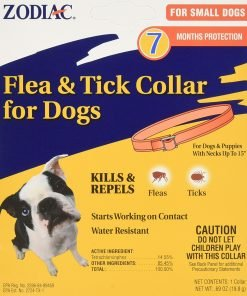 Zodiac Flea And Tick Dog Collar