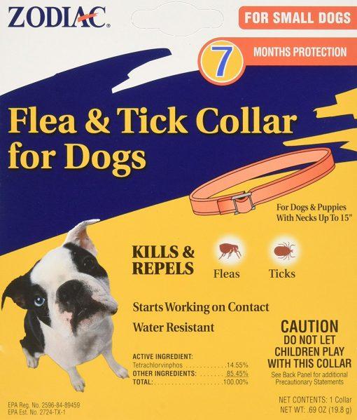 Zodiac Flea And Tick Dog Collar