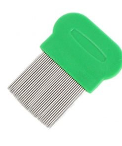 Canghai Stainless Steel Pet Flea Comb Grooming Tool Random Color