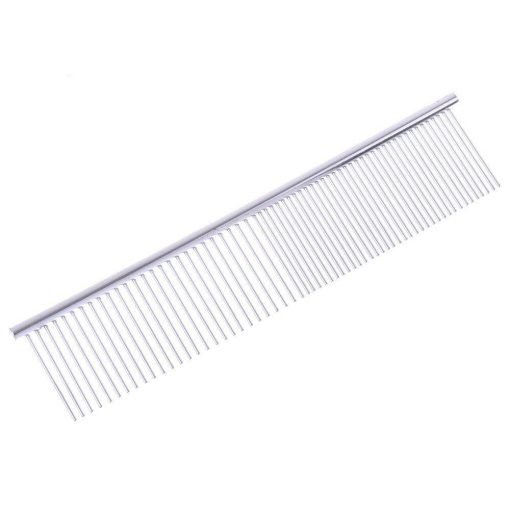 1Pc Stainless Steel Pet Comb Dog Cat Flea