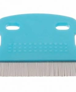 Stainless Steel Pet Dog Cat Removal Cleaning Flea Toothed Comb - Random Color
