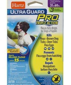 Hartz UltraGuard Pro Drops For Dogs