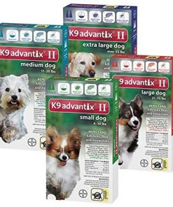 Bayer K9 Advantix II Flea And Tick Control Treatment
