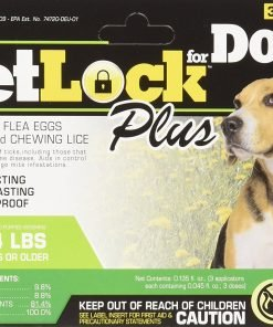 Petlock Security Flea Repellent for Dogs