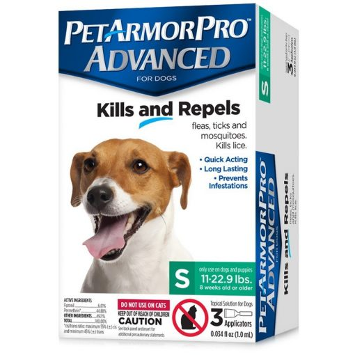 PetArmorPro Advanced Small (11-22.9 lbs)