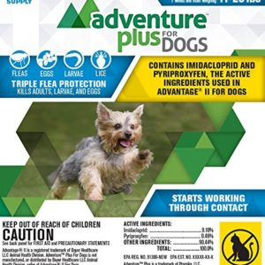 Adventure Plus For Dogs 4pk 11-20lb